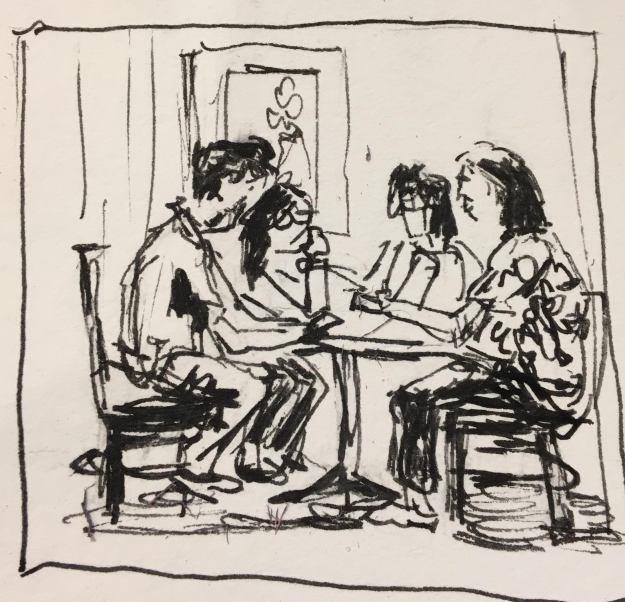 Chatty Family, San Francisco