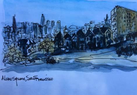 Alamo Hill, San Francisco
